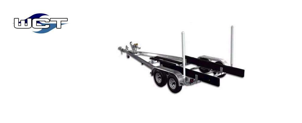 Welded Aluminum Boat Trailers - West Coast Trailers